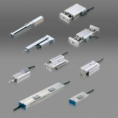 Mini Mini vérin électrique, axes linéaires IAI RoboCylinder