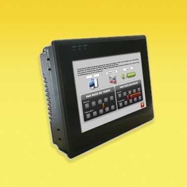 Pupitre tactile compacte MMI 6043S KEP
