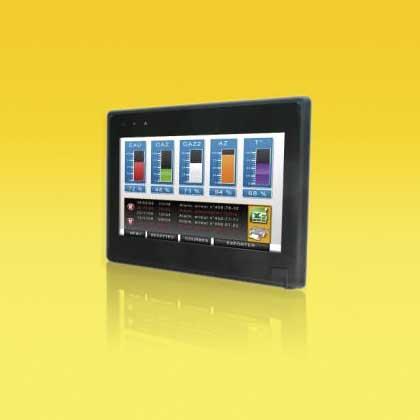 Ecran tactile industriel Pupitre MMI 8100S KEP