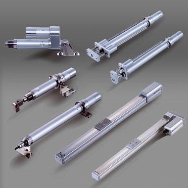 Vérin électrique 24V-220V IAI ROBO Cylinder série RC