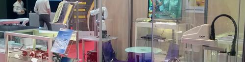 ROSIER Mécatronique a exposé au salon Process Industries à Orléans