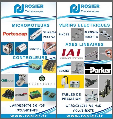 Rosier Mécatronique et Micromoteurs