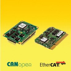 Micro Variateur montatge carte iPOS4808VX-iPOS4808MY CANOpen EtherCAT Technosoft