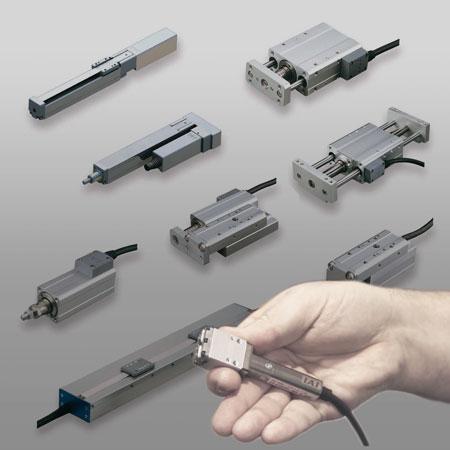 Mini vérin électrique serie Robocylinder miniatures IAI