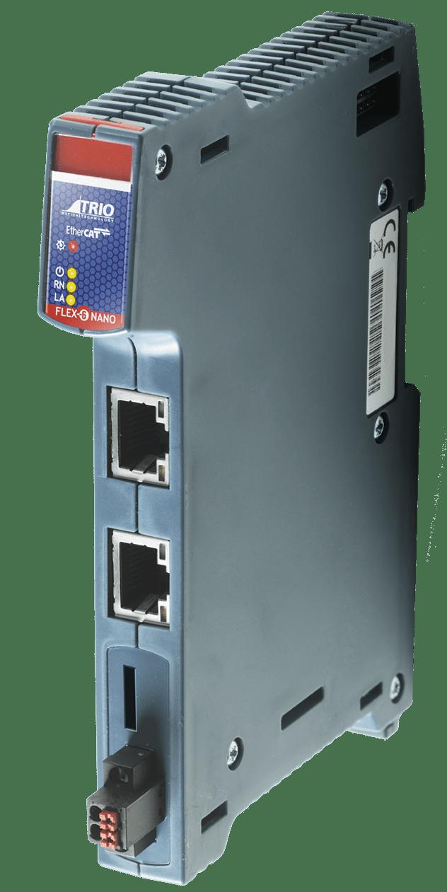 Découvrez le contrôleur multi-axes FLEX-6 NANO de TRIO Motion