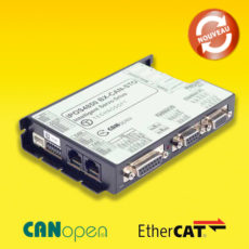 iPOS4850 BX-CAN de Technosoft