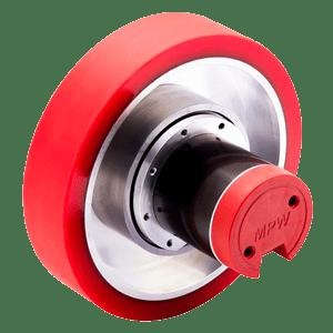 La roue électrique MobilePower™ MPW52 d'ElectroCraft